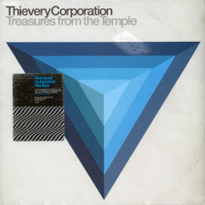 Thievery Corporation - Treasures From The Temple - 2x LP Vinyl