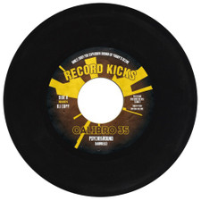 """Calibro 35 - Psycheground / Polymeri - 7"""" Vinyl"""