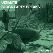 Paul Nice - Ultimate Block Party Breaks Vol. 6 - LP Vinyl