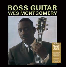 Wes Montgomery - Boss Guitar - LP Vinyl