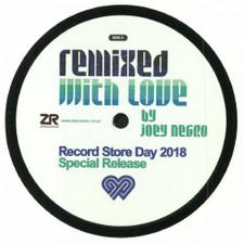 "Joey Negro - Remixed With Love RSD 2018 - 12"" Vinyl"