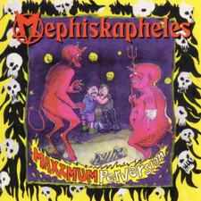 Mephiskapheles - Maximum Peversion - LP Colored Vinyl