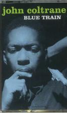 John Coltrane - Blue Train - Cassette
