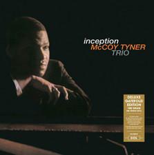 McCoy Tyner Trio - Inception - LP Vinyl