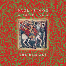Paul Simon - Graceland (The Remixes) - 2x LP Vinyl