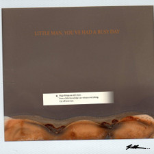 s.al - Little Man, You've Had A Busy Day - LP Vinyl