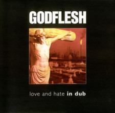 "Godflesh - Love & Hate Dub (Red & Orange) - 12"" Vinyl"