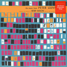Henry Mancini - The Music From Peter Gunn - LP Colored Vinyl