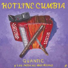 """Quantic y Los Miticos Del Ritmos - Hotline Bling / Doombia - 7"""" Vinyl"""
