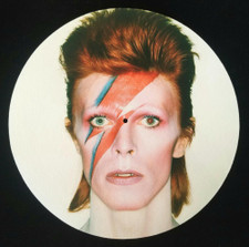 David Bowie - Aladdin Sane (Eyes Open) - Single Slipmat