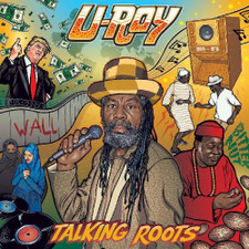 U-Roy - Talking Roots - LP Vinyl