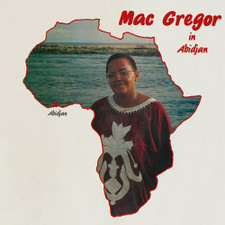 "Mac Gregor - In Abidjan - 12"" Vinyl"
