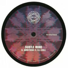 """Subtle Mind - Ambitions Ep - 12"""" Vinyl"""