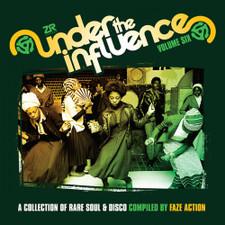 Faze Action - Under The Influence Vol. 6 - 2x LP Vinyl