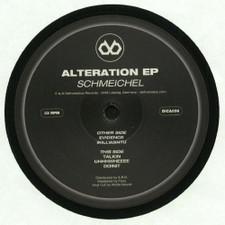 """Schmeichel - Alteration Ep - 12"""" Vinyl"""