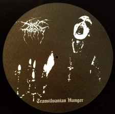 Darkthrone - Transilvanian Hunger - Single Slipmat