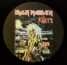 Iron Maiden - Killers - Single Slipmat