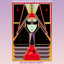 Thousand Foot Whale Claw - Black Hole Party - Cassette