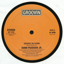 "Dunn Pearson Jr. - Groove On Down - 12"" Vinyl"
