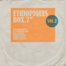 "Various Artists - Ethiopiques Box.7"" Vol. 2 - 6x 7"" Vinyl Box Set"