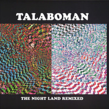 "Talaboman - The Night Land Remixed - 12"" Vinyl"