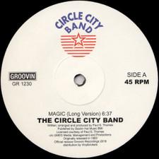 """The Circle City Band - Magic - 12"""" Vinyl"""