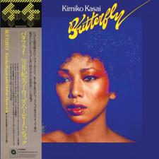 Kimiko Kasai With Herbie Hancock - Butterfly - LP Vinyl