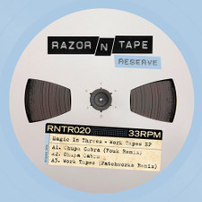 "Magic In Threes - Work Tapes Ep - 12"" Vinyl"