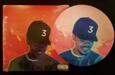 Chance The Rapper - Coloring Book + Slipmat - 2x LP Colored Vinyl+Slipmat
