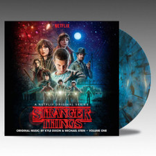 Kyle Dixon & Michael Stein - Stranger Things Vol. 1 - 2x LP Colored Vinyl