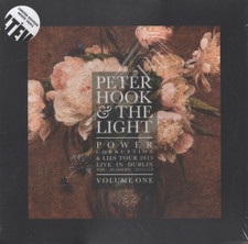 Peter Hook & The Light - Power, Corruption & Lies Tour 2013 Live In Dublin Vol. 1 - LP Colored Vinyl