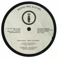"""Various Artists - Balkan Vinyl Allstars - 12"""" Vinyl"""
