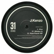 """J:Kenzo - Vice - 12"""" Vinyl"""