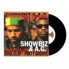 """Showbiz & A.G. - Soul Clap / Party Groove - 7"""" Vinyl"""