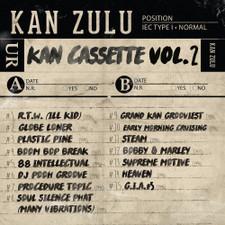 Kan Zulu - Kan Cassette Vol. 2 - LP Vinyl