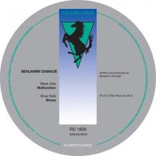 "Benjamin Damage - Malfunction - 12"" Vinyl"