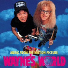 Various Artists - Music From The Motion Picture Wayne's World - 2x LP Vinyl