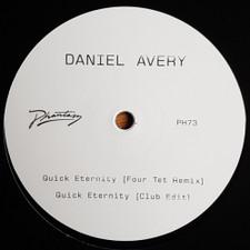 "Daniel Avery - Quick Eternity (Remixes) - 12"" Vinyl"