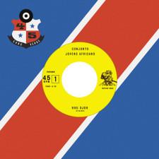 """Conjunto Jovens Africanos - Nhu Djun / Volta Pa Terra - 7"""" Vinyl"""