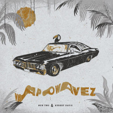 Wun Two & Hubert Daviz - Vapowavez - LP Vinyl