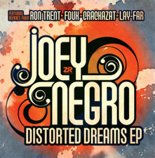 "Joey Negro - Distorted Dreams Ep - 12"" Vinyl"