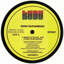 "Idris Muhammad - Boogie To The Top - 12"" Vinyl"