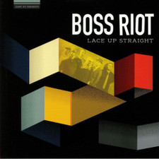 Boss Riot - Lace Up Straight - LP Vinyl