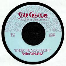 "Shiro Schwarz - Under The Moonlight / Power Of Love - 7"" Vinyl"