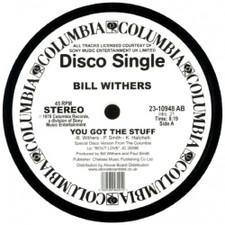 """Bill Withers - You Got The Stuff - 12"""" Vinyl"""