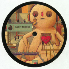 "Catz 'N Dogz - The Feelings Factory - 12"" Vinyl"