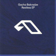 "Gacha Bakradze - Restless - 12"" Vinyl"