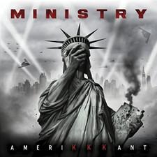 Ministry - AmeriKKKant - LP Colored Vinyl