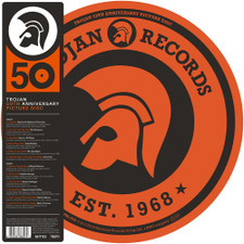 Various Artists - Trojan 50th Anniversary - LP Picture Disc Vinyl