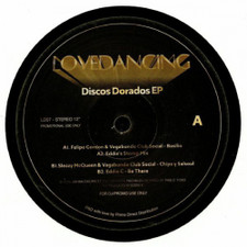 "Various Artists - Discos Dorados Ep - 12"" Vinyl"